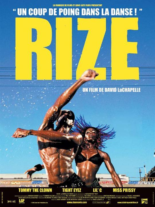 Rize : Affiche David LaChapelle