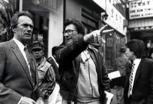 L'Inspecteur Harry est la dernière cible : Photo Buddy Van Horn, Clint Eastwood