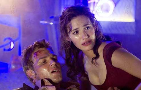 Mike Vogel et Emmy Rossum