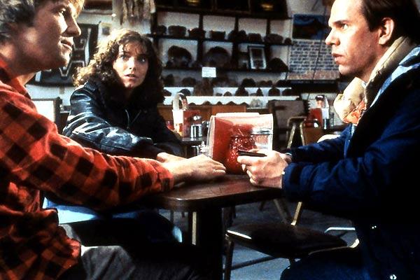 Jeff Bridges et Karen Allen
