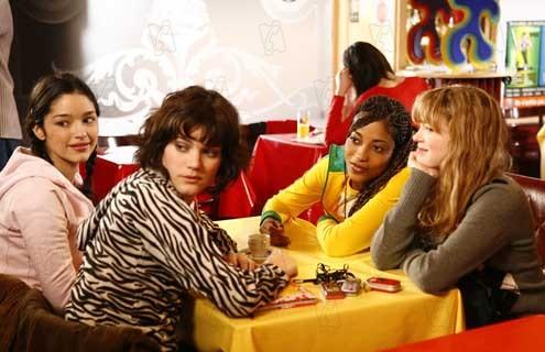 Mes copines : Photo Djena Tsimba, Léa Seydoux, Soko, Sylvie Ayme
