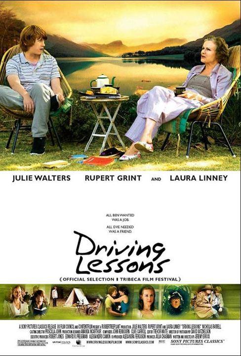 Leçons de conduite : Affiche Jeremy Brock, Julie Walters, Rupert Grint