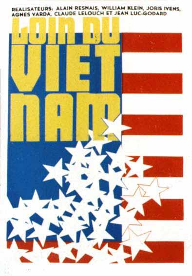Loin du Vietnam : Affiche