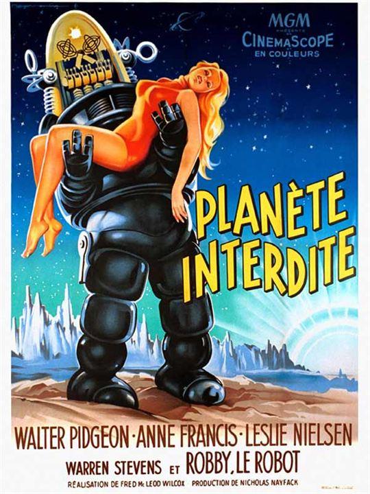 Planète interdite: Fred M. Wilcox