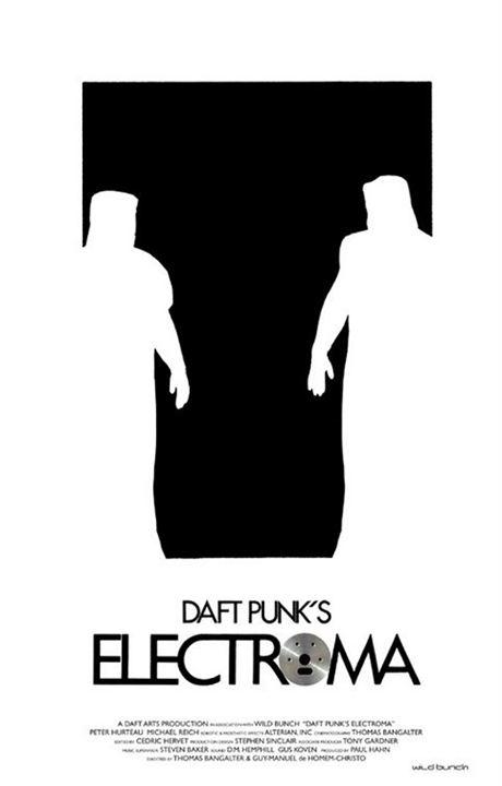 Daft Punk's Electroma : Affiche Guy-Manuel de Homem-Christo, Thomas Bangalter