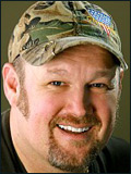 Affiche Larry The Cable Guy