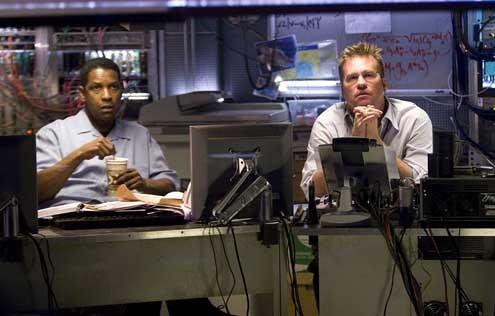 Denzel Washington et Val Kilmer
