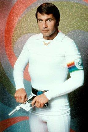 Buck Rogers : Photo Gil Gerard