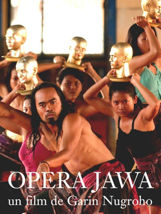 Opéra Jawa : affiche