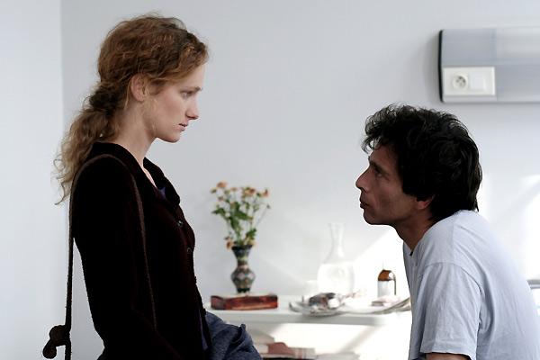 Marie-Christine Friedrich et Paul Blain