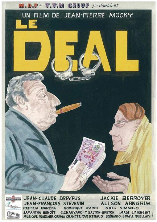 Le Deal : Affiche Jean-Pierre Mocky