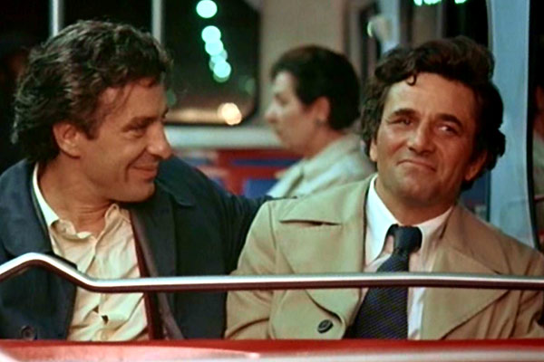Mikey and Nicky : Photo Elaine May, John Cassavetes, Peter Falk