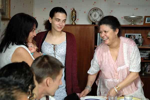 La Graine et le mulet : Photo Abdellatif Kechiche, Alice Houri, Bouraouia Marzouk