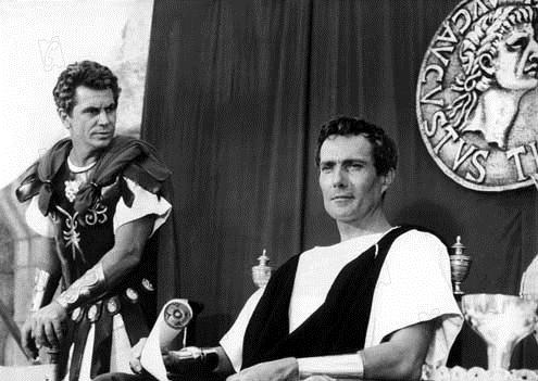 Le Roi des rois : Photo Hurd Hatfield, Nicholas Ray, Ron Randell