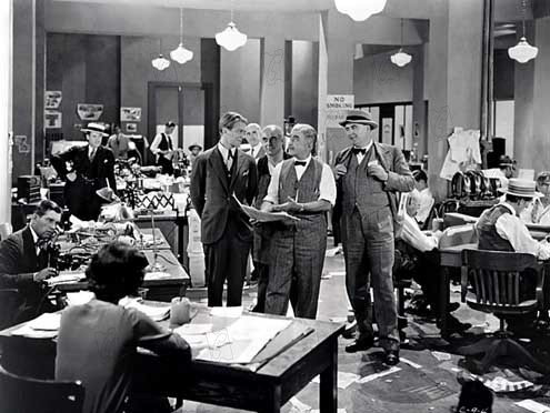 The Power of the Press : Photo Douglas Fairbanks, Frank Capra
