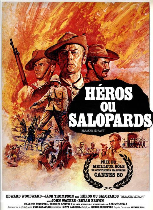 Héros ou salopards: Bruce Beresford