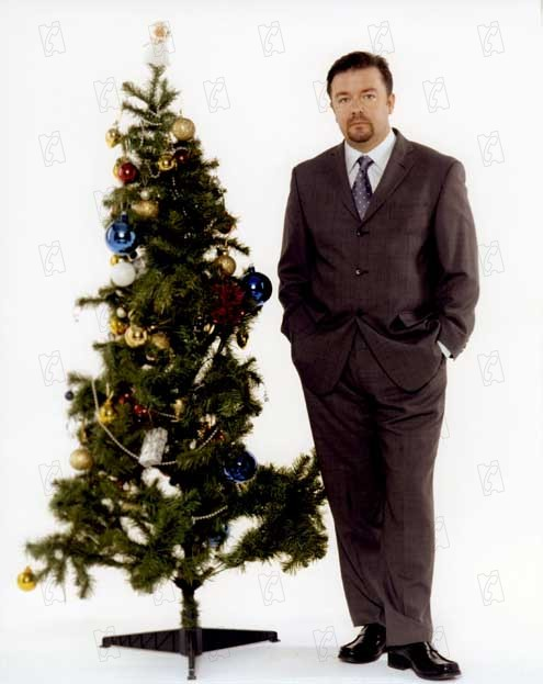 The Office : Photo Ricky Gervais