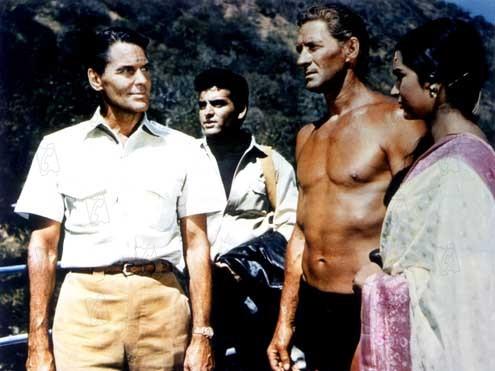 Tarzan aux Indes : Photo Jock Mahoney, John Guillermin