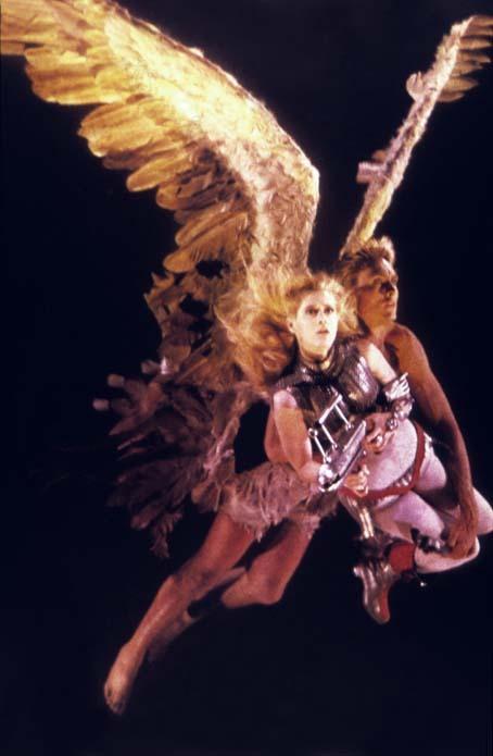 Barbarella : Photo Jane Fonda, John Phillip Law, Roger Vadim