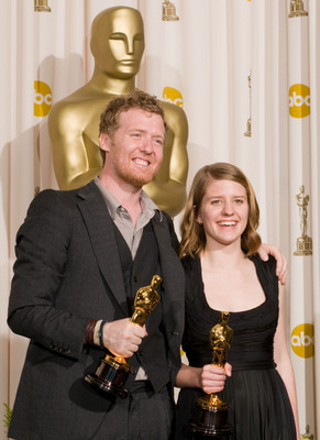 Cérémonie des Oscars 2008 (TV) : Photo Glen Hansard, Markéta Irglová