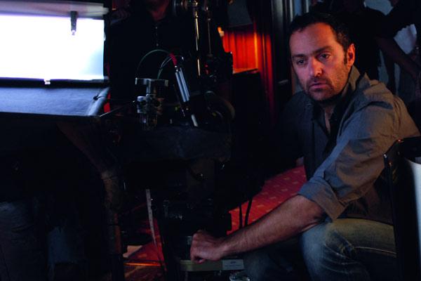 Le réalisateur Cédric Kahn