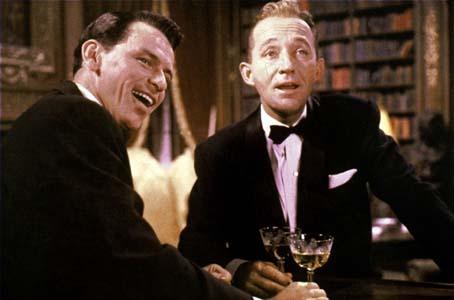 Frank Sinatra et Bing Crosby