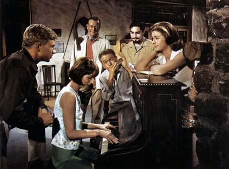 Hatari!: John Wayne, Howard Hawks, Michèle Girardon, Hardy Krüger, Elsa Martinelli, Red Buttons