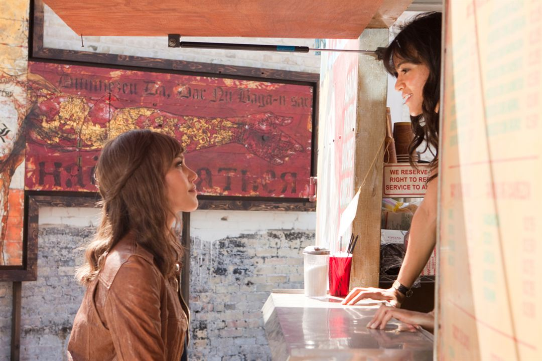 Jessica Alba & Michelle Rodriguez