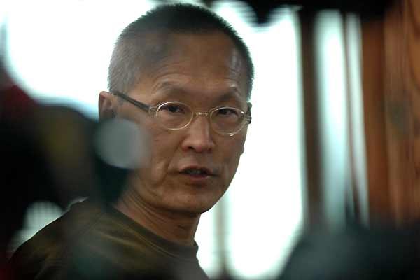 Le réalisateur Wayne Wang