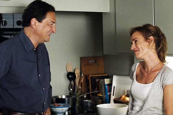 Sandrine Bonnaire et Wladimir Yordanoff