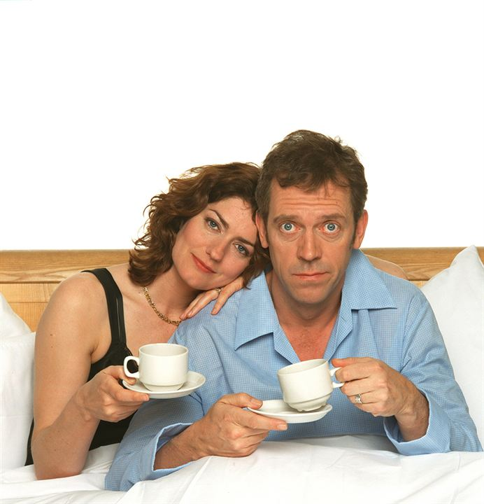 Fortysomething : Photo Anna Chancellor, Hugh Laurie
