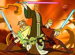 Star Wars: Clone Wars (2003) : Affiche