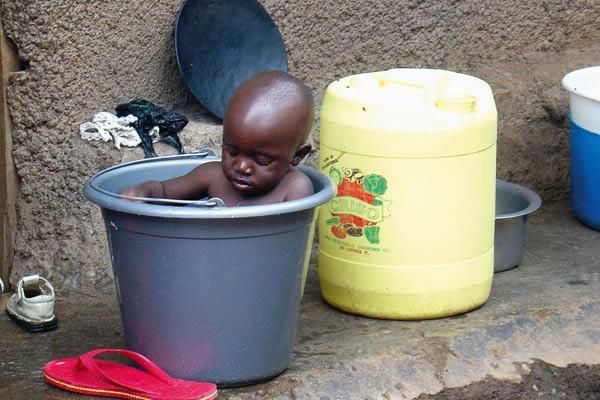 Un monde sans eau ?: Udo Maurer