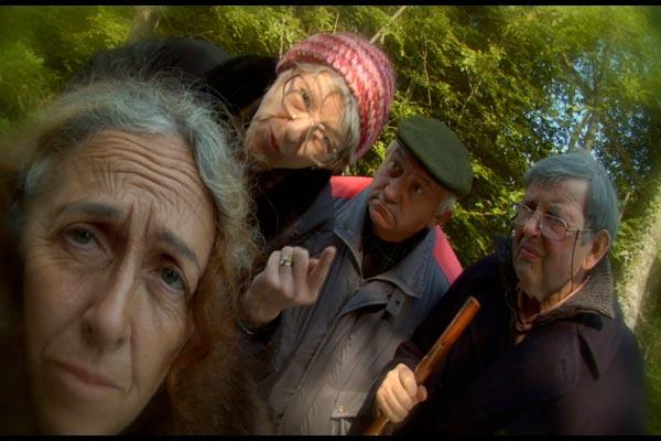 Les Vieux sont nerveux : photo Thierry Boscheron
