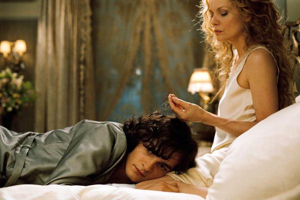 Michelle Pfeiffer et Rupert Friend