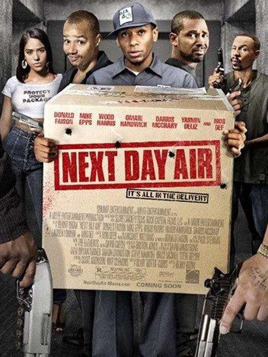 Next Day Air : Affiche Benny Boom