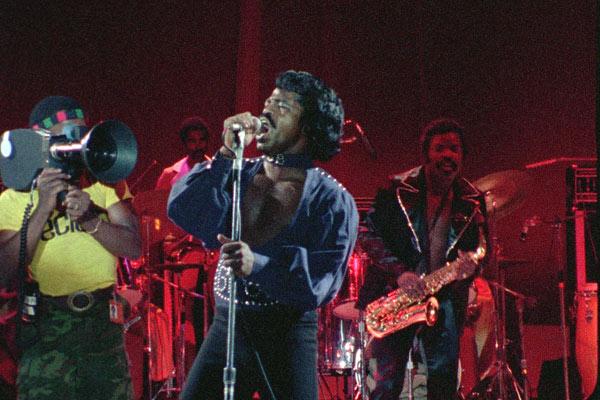 Soul Power : Photo James Brown, Jeffrey Levy-Hinte