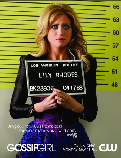 Lily : Photo Brittany Snow