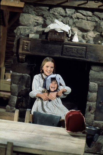 La Petite maison dans la prairie : Photo Lindsay Greenbush, Melissa Gilbert
