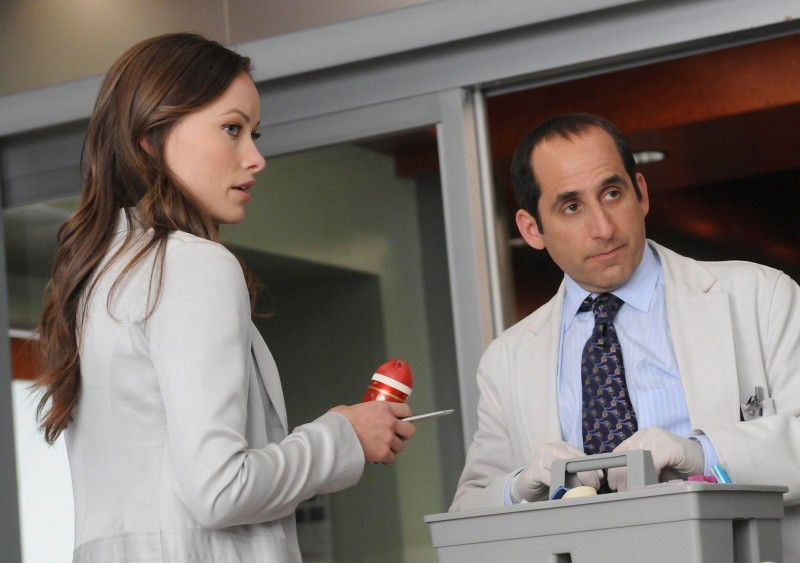 Dr House : Photo Olivia Wilde, Peter Jacobson