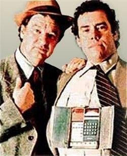 Holmes et Yoyo : Affiche