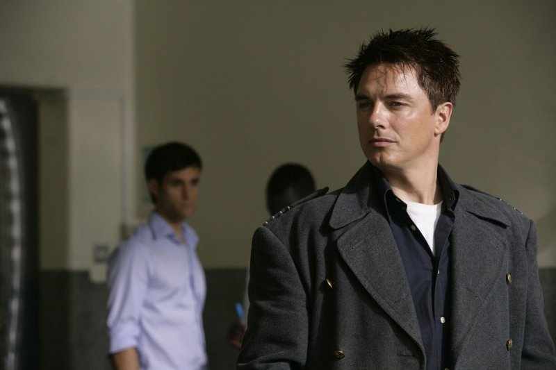 Torchwood : Photo John Barrowman