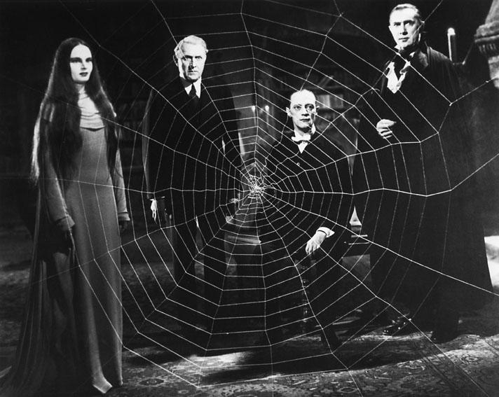 La Marque du vampire : Photo Bela Lugosi, Elizabeth Allan, Lionel Atwill, Lionel Barrymore