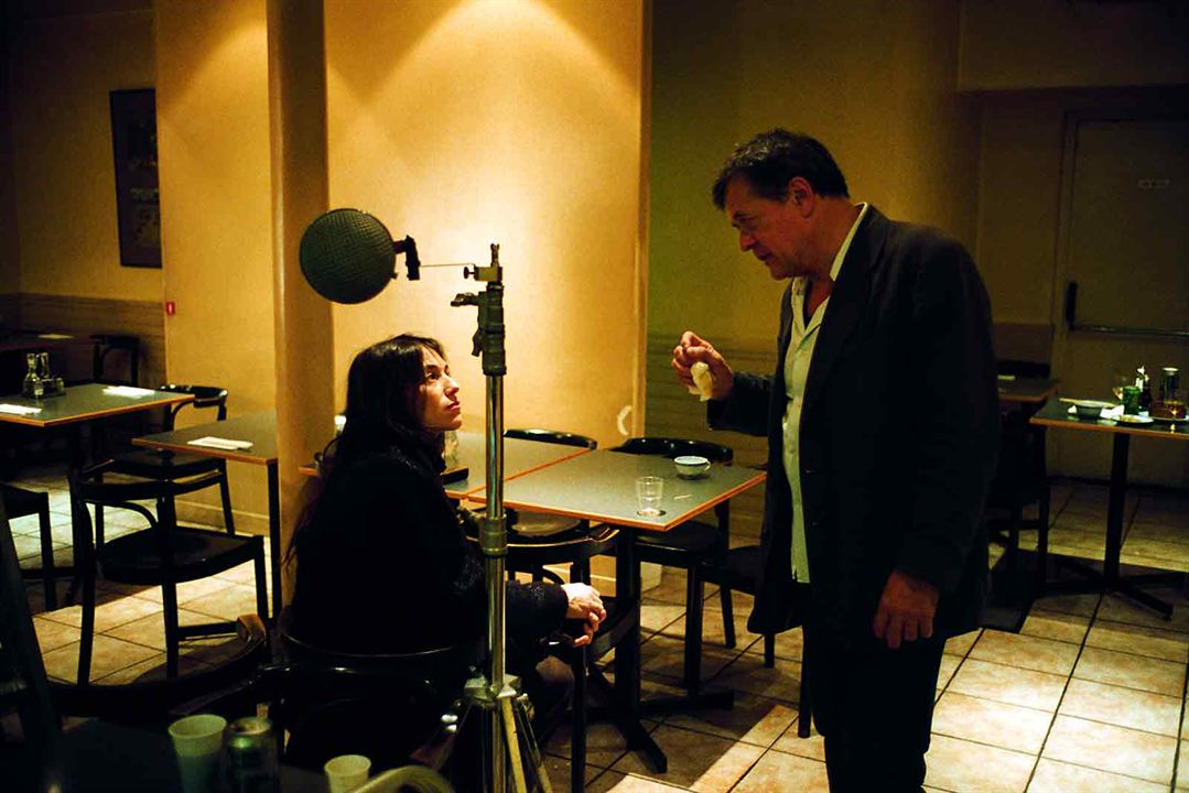 Persécution : Photo Charlotte Gainsbourg, Patrice Chéreau