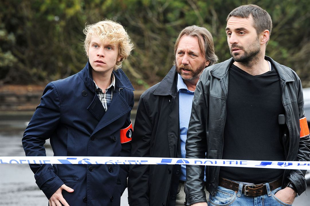 Photo Gilles De Schrijver, Marc Lauwrys, Michael Pas