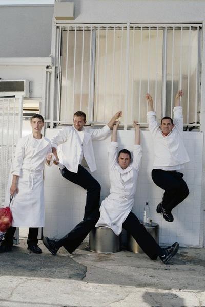 Kitchen Confidential : Photo Bradley Cooper, John Francis Daley, Nicholas Brendon, Owain Yeoman