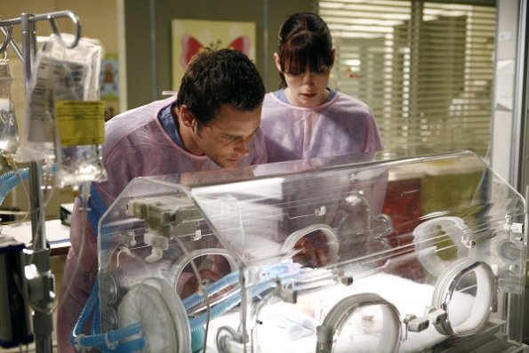Photo Chyler Leigh, Justin Chambers (I)