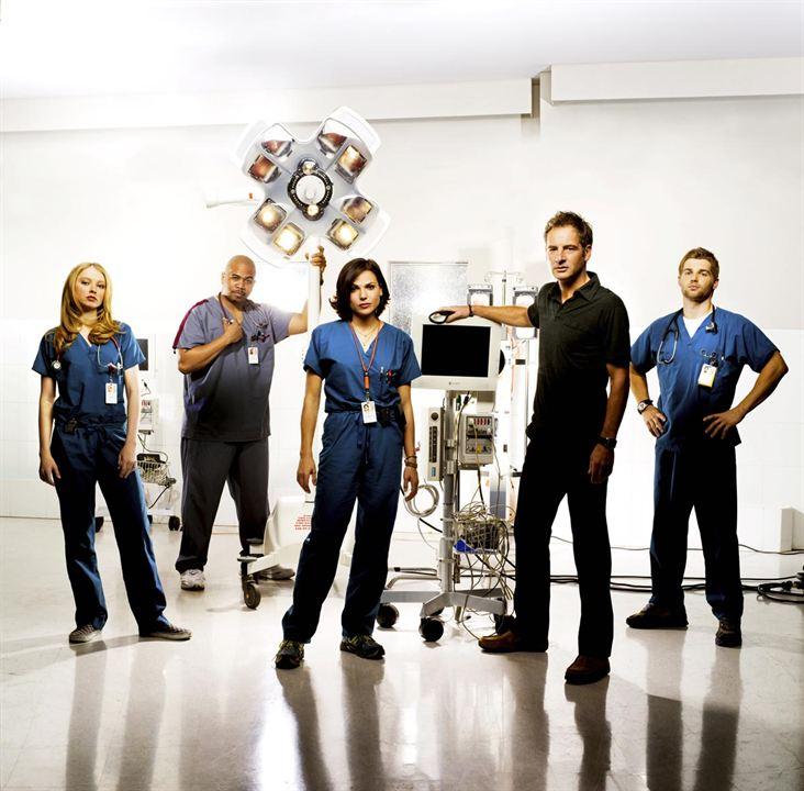 Miami Medical : Photo Elisabeth Harnois, Jeremy Northam, Lana Parrilla, Mike Vogel