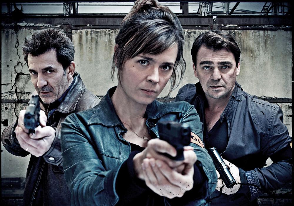 Photo Caroline Proust, Fred Bianconi, Thierry Godard