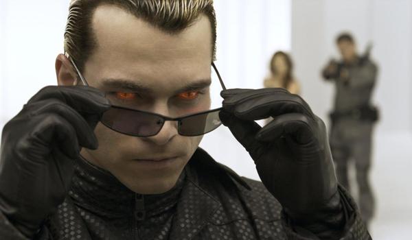 Resident Evil : Afterlife 3D : Photo Ali Larter, Shawn Roberts, Wentworth Miller